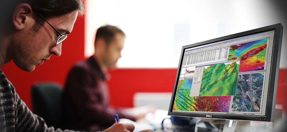 Geophysical Data Processing